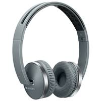 Гарнитура_ПК Canyon Wireless Foldable Headset, Bluetooth 4.2 (7CCNSCBTHS2DG) Gray