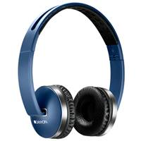 Гарнитура_ПК Canyon Wireless Foldable Headset, Bluetooth 4.2 (7CCNSCBTHS2BL) Blue
